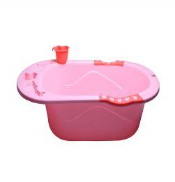 Baby Bath tub Pink in bangalore