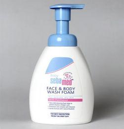 Sebamed Face & Body Wash - 400 ml in bangalore