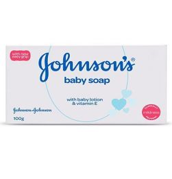 Johnson's baby Soap - 100 gm in bangalore