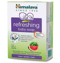 Himalaya Herbal Baby Soap - 125 gm in bangalore