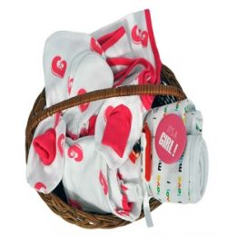Newborn Baby Gift hamper  - pink in bangalore
