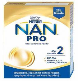 Nestle Nan Pro Stage 2 - 400 g in bangalore