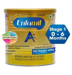 Enfamil A With DHA Stage 1  - 400 gm in bangalore