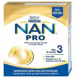 Nestle Nan Pro 3 Follow-up 400 g in bangalore