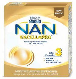 Nestle Nan Excellapro 3 - 400 g in bangalore