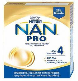 Nestle Nan Pro 4 Follow-up  - 400 g in bangalore