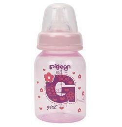 Pigeon Nursing Bottle Pink - 120 ml in bangalore