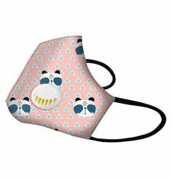 Mask with Single Valve - Pink in bangalore