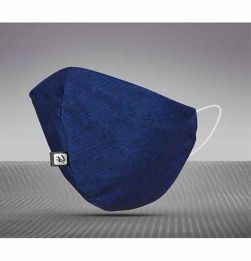 Reusable Face Mask Large Size -Blue in bangalore