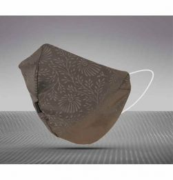 Reusable Face Mask Large -Brown in bangalore