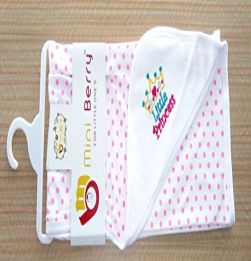 Hooded Swaddle Wrap( Design May Vary) in bangalore