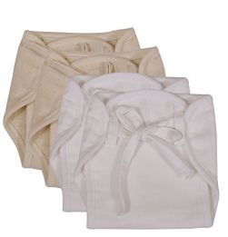 Organic Cotton Woven Nappy ( 0-3 Months Set of 4 ) in bangalore