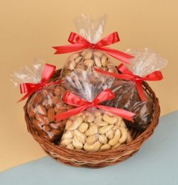 Nutty Goody Basket in bangalore