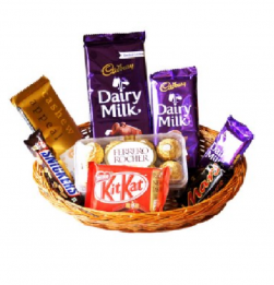 Chocolate Gift-NON RETURNABLE in bangalore