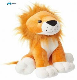 SOFT TOY LION- 25CM in bangalore