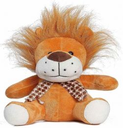 Lion Soft Toy  - Height 35 cm in bangalore