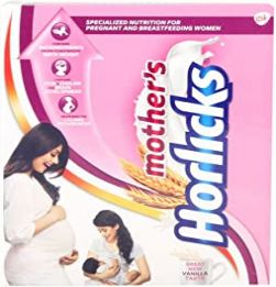 Horlicks Mother's Plus Vanilla Refill, 500 g in bangalore