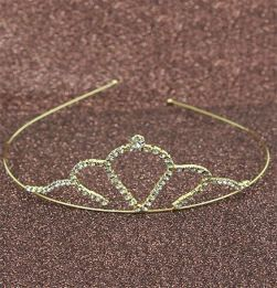 Hair Accessories Studded Crown in bangalore