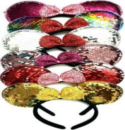MOUSE EAR Hair Band  (Multicolor) in bangalore